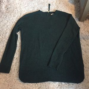 H&M Green Sweater! Great Used Condition